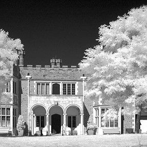 Infrared for Architecture