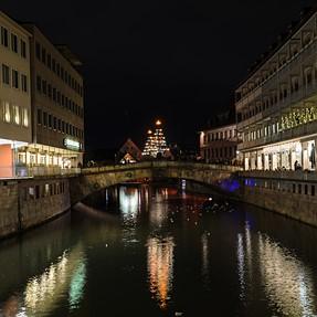 CPA: Nuremberg Christmas Fair