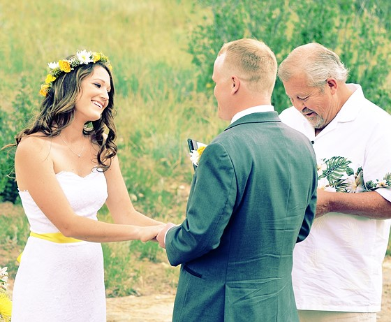 Nikon D7100 Wedding Photography: Shot A Friends Wedding
