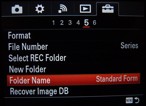 how to download folder to memory stick
