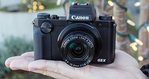 Canon PowerShot G5 X Review