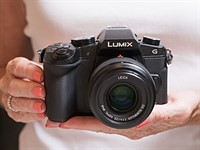 Hands-on with the Panasonic Lumix DMC-G85