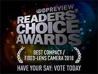 Have your say: Best compact / fixed-lens camera of 2018