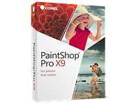 Corel PaintShop Pro X9 arrives with improved workflow