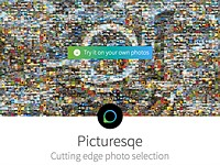 Critical eye: Picturesqe aims to highlight your best frames and throw out the worst