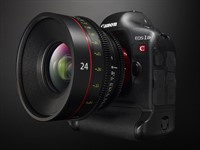 Canon EOS-1D C sees $4000 price drop in North America