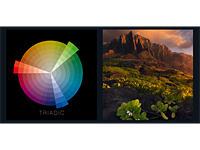 Applying color theory to landscape photography