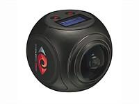 Cyclops 360 4K camera is designed for motorsport adventures