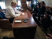 An interview with President Trump's White House photographer