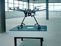 WiBotic PowerPad brings wireless charging to drones