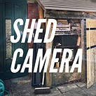 Video: How one photographer turned his backyard shed into a camera and darkroom