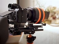 Video: Capturing video and portraits with a Canon 65mm F0.75 x-ray lens