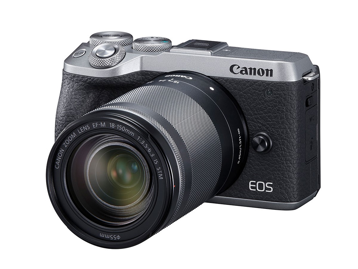 Canon EOS M6 Mark II offers 32.5MP sensor, costs $850 body-only