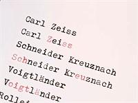 视频:如何正确发音德国相机公司的名称,产品