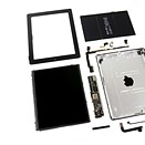 iPad 4 teardown reveals larger front-facing camera