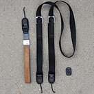 New gear and impressions: Peak Design's 'Leash' shoulder and 'Cuff' wrist strap