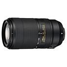 Nikon reveals full-frame AF-P Nikkor 70-300mm F4.5-5.6E ED VR