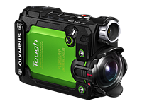 Olympus TG-Tracker keeps up with your outdoor adventures