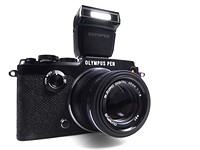 History Repeating: Olympus PEN-F Review