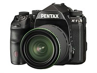 Pentax K1 firmware update adds electronic shutter in live view mode