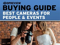 Buying Guide: The best cameras for people and events