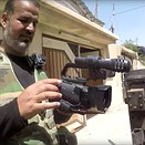 Video: Journalist survives ISIS sniper attack, his GoPro does not