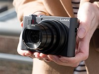 Hands-on with Panasonic Lumix DC-ZS200 / TZ200