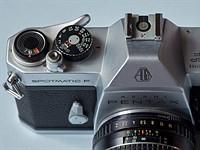 Film Fridays: Asahi Pentax Spotmatic F Review – a class act