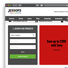 UK photo retailer Jessops is reportedly looking for administrators to help salvage the company