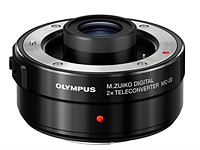 Olympus announces 2X teleconverter for 40-150mm F2.8 and 300mm F4 Pro lenses