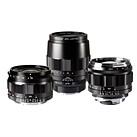 Cosina announced three new Voigtlander lenses at CP+