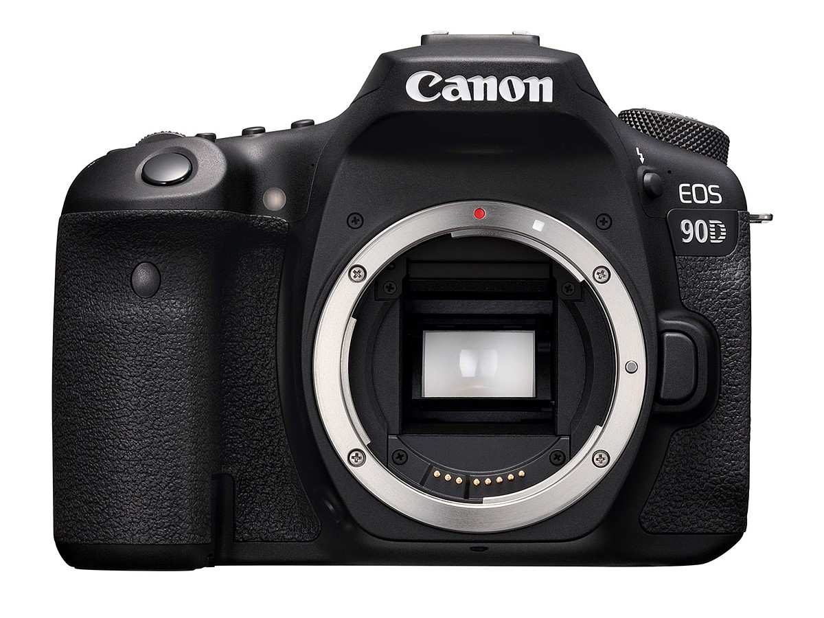 Canon officially releases EOS 90D DSLR with 32.5 Megapixels and 4K video