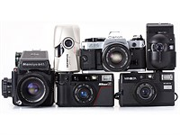 Analog gems: 10 excellent, affordable film cameras