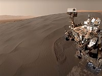Go on a 4K video tour of Mars with images captured by NASA's Mars rovers