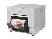 You can deliver prints on-demand with Citizen's new CY-02 dye sub photo printer
