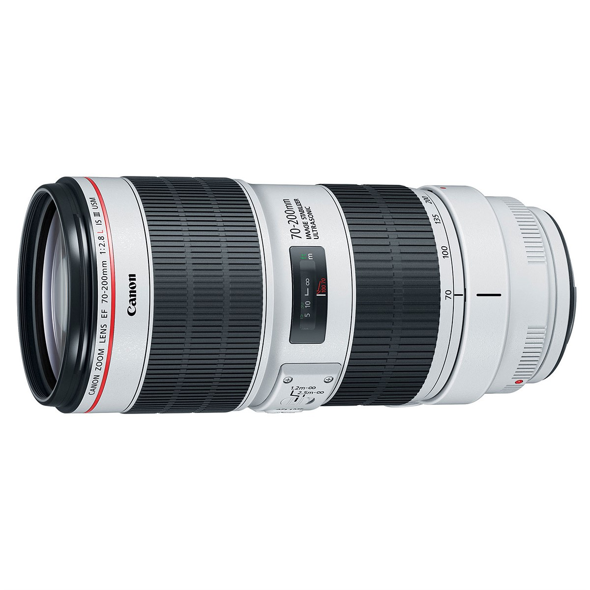 Canon unveils Canon EF 70-200mm F2 8L IS III USM for professional
