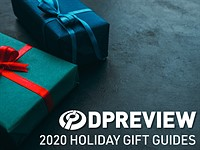 DPReview 2020 Holiday Gift Guide