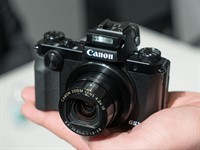 Hands-on with Canon's new PowerShot G5 X, G9 X compacts