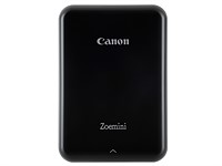 The Canon Zoemini is a small and lightweight portable photo printer