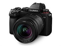 Panasonic introduces Lumix DC-S5 stills/video hybrid camera
