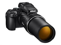 Nikon Coolpix P1000 shoots for the moon with 3000mm equiv. zoom