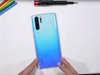 Huawei P30 Pro video teardown lets us peek inside the 5x periscope-style tele lens