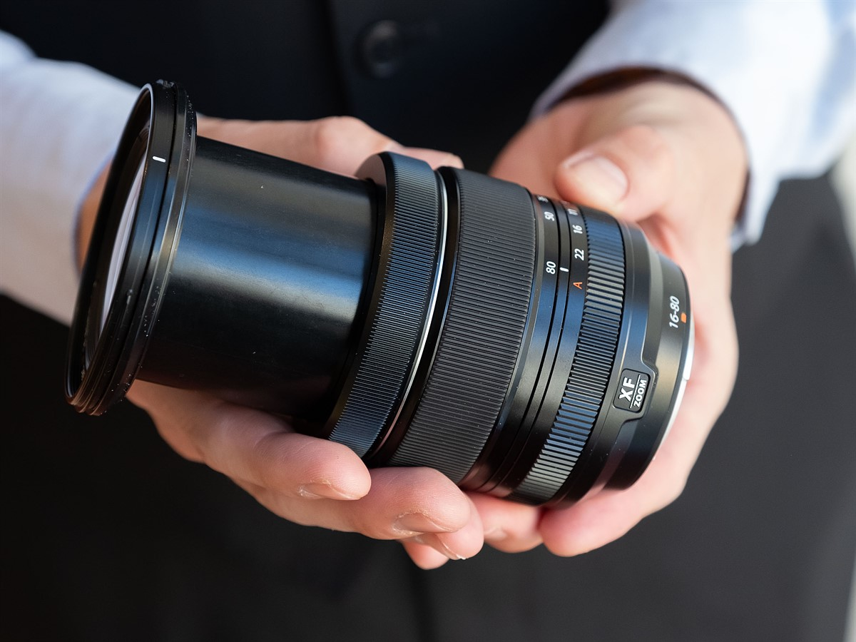 Hands-on with upcoming Fujifilm XF and GF lenses