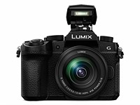 Panasonic Lumix DC-G95/G90 features a 20MP sensor, weather-resistant body and built-in V-LogL