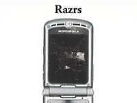 Old Razr photos fodder for new book
