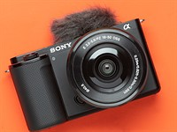 Sony announces the ZV-E10, an Alpha series APS-C mirrorless camera aimed at vloggers