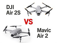 DJI Air 2S vs. Mavic Air 2: which one is right for you?