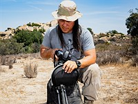 Motorcycle photographer Mark 'Kato' Kariya talks gear