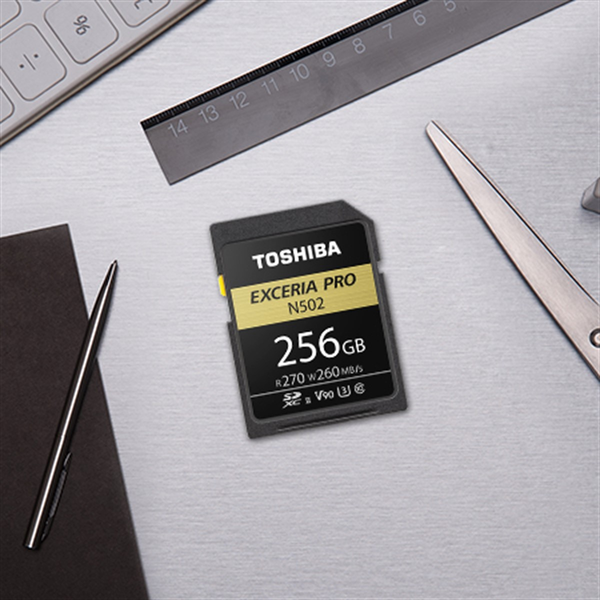 Toshiba Releases New Uhs Ii Exceria Pro Sd Cards In 32gb 64gb Axis Ceria 128gb And 256gb Capacities Digital Photography Review