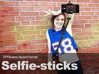 DPReview Recommends: Selfie-Sticks